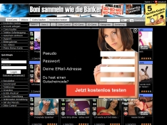 Erotic Camchat Frauen vor ihrer Webcam